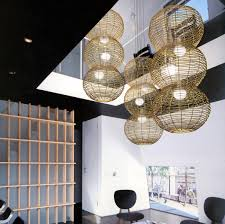 coco by yellow goat design suspended lights