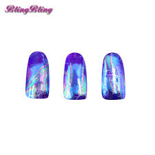 nail art foil Picture - More Detailed Picture about 3pcs Holo ...