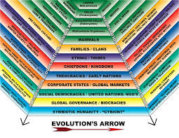 Evolutions Arrow Chart