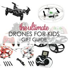 this drones for kids gift guide is the perfect gift idea list for your aspiring pilot