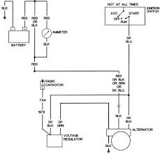 1977 thunderbird perotsr us 1977 thunderbird 1976 ford alternator wiring diagram