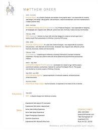 27 More Outstanding Resume Designs Part Ii Dzineblogcom
