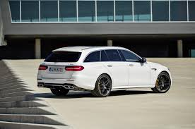 The sports sedan to beat. 2018 Mercedes Amg E63 S 4matic T Modell Is The Maddest Station Wagon Around Autoevolution