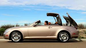 HARD TOP CONVERTIBLE LEXUS SC 430 FOR SALE 2002 AMAZING CONDITION ...