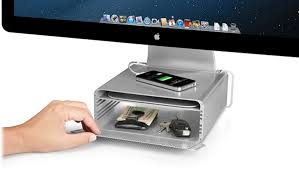 Thunderbolt Display Remove Stand Awesome Give Your IMac Or Thunderbolt Display A Lift With TwelveSouth's HiRise