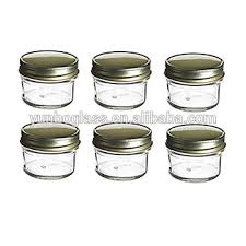smart bulk glass jars with lids elegant 120ml small mason jars with lids for