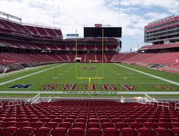 Levis Stadium Seating Chart Levis Stadium Section 103 Seat Views Seatgeek