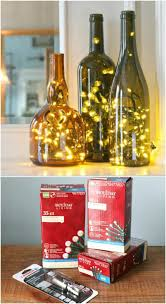 How To Decorate A Wine Bottle For Christmas 100 Festively Easy Wine Bottle Crafts For Holiday Home Decorating 42
