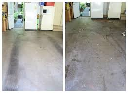 garage floor paint before and after. Beautiful After Before And After Picture Of Cleaned Garage Floor To Garage Floor Paint Before And After D