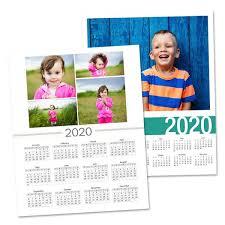 Single Page 2020 Calendars