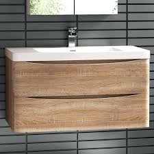 bathroom double sink vanity units. Sink Vanity Units Vermont Cheap Bathroom 900 X 550mm Wall Mount Modern Oak Unit Stone Countertop Double