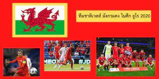 ทีมชาติเวลส์ มังกรแดง ในศึก ยูโร 2020