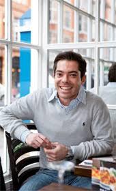 Business profile: Jonathan Kaye of Prezzo