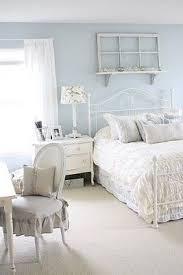 ideas light blue bedrooms pinterest: light blue bedroom walls white furniture french larkspurs blog i think
