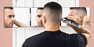 diy haircut how to cut your own hair