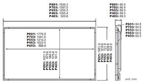 Nec Lcd Monitor Multisync P703 Monitor Nec Display Solutions