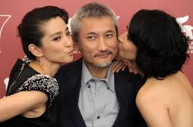 "Tsui Hark, Carina Lau, Bingbing Li - Tsui Hark Photos - 67th Venice Film  Festival - ""Detective Dee And The Mystery Of The Phantom Flame"" Photo Call  - Zimbio"