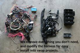 lsx wiring harness rework Ls Swap Wire Harness approximate turnaround time once we receive your harness is about 3 5 weeks ls swap wire harness rework