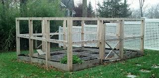 garden enclosure. 873 - NJ Garden Enclosure D