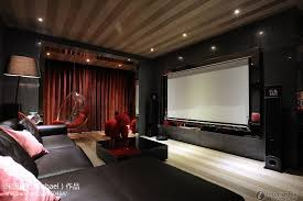 Small Home Theater Small Home Theater Room Interior Design Ideas Modern