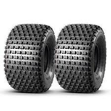 Set Of 2 Maxauto Atv Tires 22x11 8 22x11x8 4 Ply Rating Tubeless