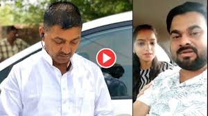 Watch Bjp Up Mla Pappu Bhartaul Daughter Fears Honour Killing After