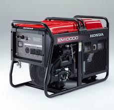 honda diesel generator. The NEW Honda EM10000 Generator Has Landed! Diesel