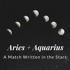 Aries Relationship Compatibility Chart Why Aries And Aquarius Are Attracted To Each Other Pairedlife