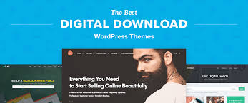 Theme Downloads Top 10 Best Digital Download Wordpress Themes For Selling Digital Goods