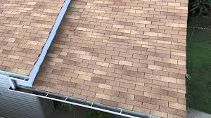3 tab shingles red. Photo 3 Of 10 Horrible 3-tab Shingle Roofing Job - YouTube (charming Tab Roof Shingles # Red S