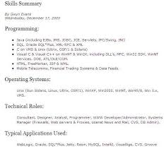 ... It Resume Skills 16 Examples.