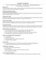 List Of Computer Skills For Resume Amusing Omputer Skills On Resume