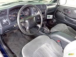 2002 Chevrolet Blazer LS ZR2 4x4 Interior Color Photos | GTCarLot.com