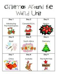 Christmas PostersChristmas Around The World Crafts For Preschoolers