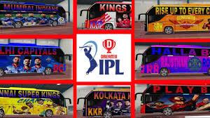 Livery dalam game bussid sendiri artinya adalah sebuah model desain yang dibuat untuk membentuk kendaraan tertentu misal membuat desain bus damri. Rajsthan Royals Team Bus Livery On Shirdi Shd