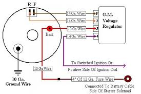 gm 1 wire alternator wiring diagram wiring diagram schematics car alternator connection diagram nilza net
