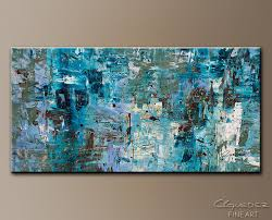 large abstract art painting for sale blue ocean image on large abstract wall art cheap with how to buy art painting buying guide abstract art gallery