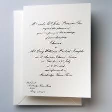 Traditional Wedding Invitation Wilberforce Traditional Wedding Invitations Shop Geebrothers Co Uk