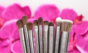 urban decay brushes. urban decay pro brushes review and comparison video