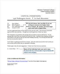 Email Memorandum Format Business Memo Format 21 Sample Word Google Docs Format