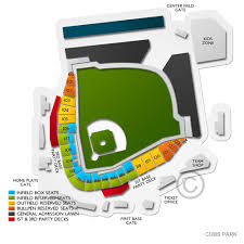 Spring Training Chicago White Sox At Chicago Cubs Tickets