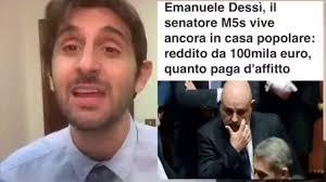 LA SCORTA DELLA COMPAGNA DI CONTE E IL SENATORE NELLA CASA POPOLARE -  GIOVANNI DONZELLI - YouTube
