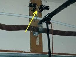 garage door sensor bypass garage door safety sensor incredible garage door sensor bypass garage door safety