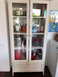 Display Cabinet Ikea Furniture Others On Carousell