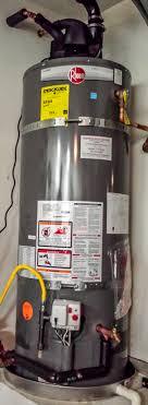 rheem 75 gallon power vent. power vent water heater installed rheem 75 gallon power vent