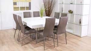 ... Home Decor Amazing Seater Dininge And Chairs Glass Furniture Plan With  Square At Canada Chair Marvelous Chair White Square Dining ...