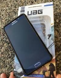 uag-note-5-1.jpg Hands-on with the Urban Armor Gear Scout for Samsung Galaxy Note 5