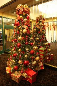 ... Red and Gold Christmas tree | by Christmas Specialists