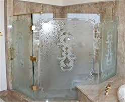 frosted shower doors. Shower Glass Doors Bronze Door Handles Stylish Frosted Wall Mounted Mount