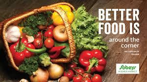 better food banner